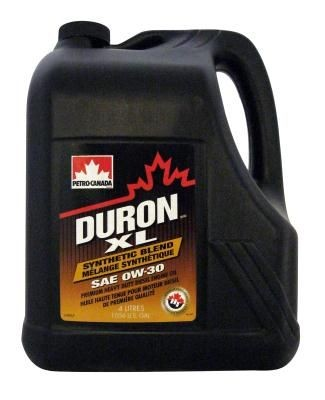 Petro-Canada Duron XL Syntetic Blend 0W-30