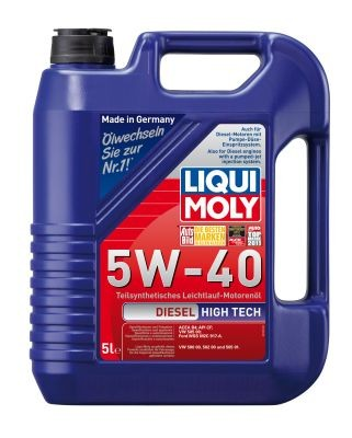 Liqui Moly Diesel High Tech