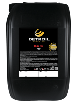 Масло DETROIL 15W-40 Mineral (20л)
